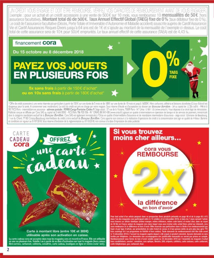 Cora Menu De Noel.Catalogue Jouet Cora Noel 2018 Catalogue Jouet