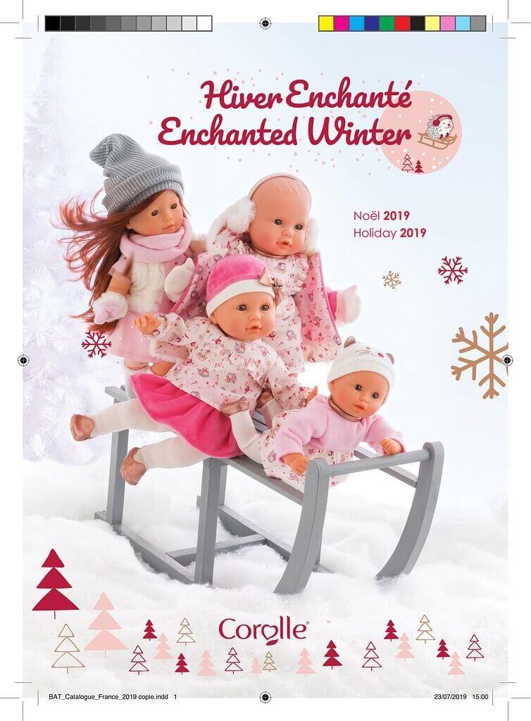 Catalogue Jouets Corolle Noël 2019