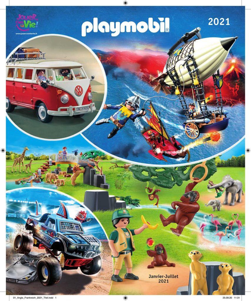 Catalogue Playmobil