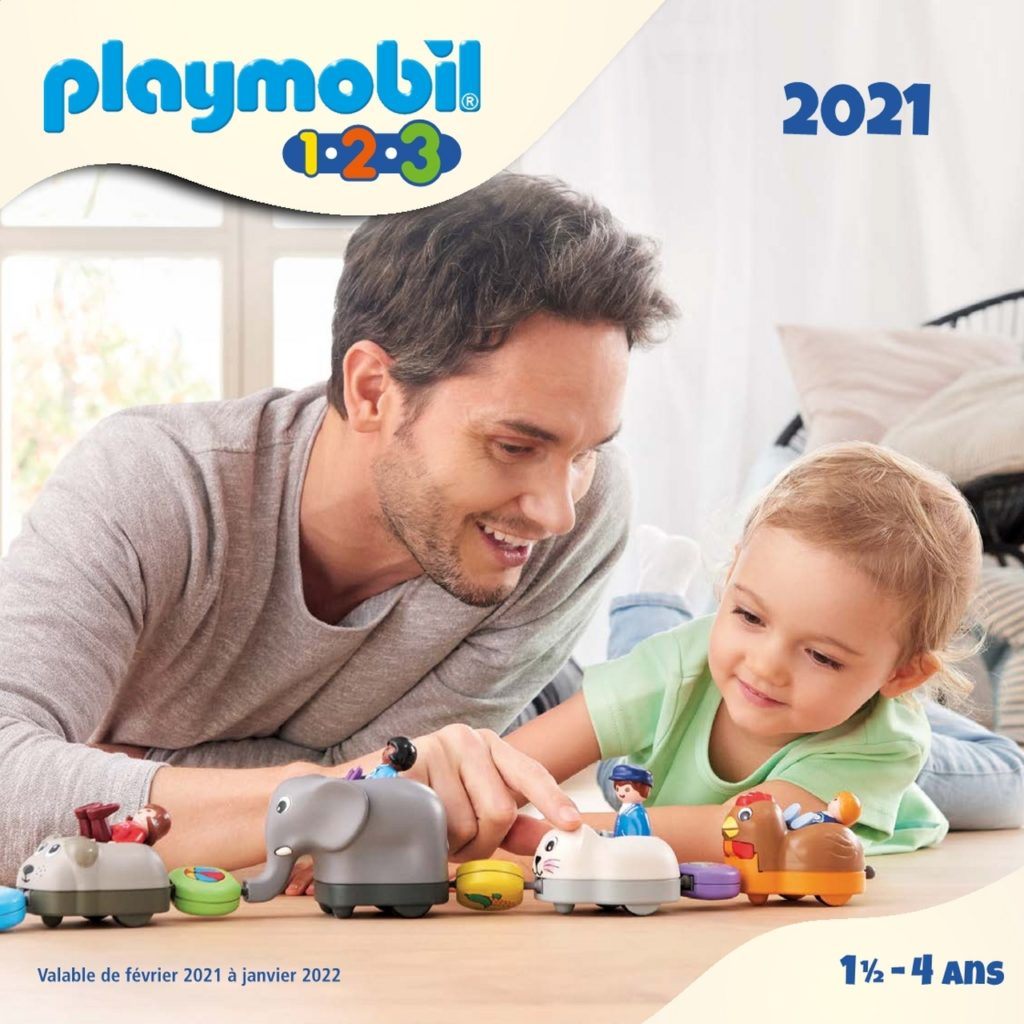 Catalogue Playmobil 123 2021