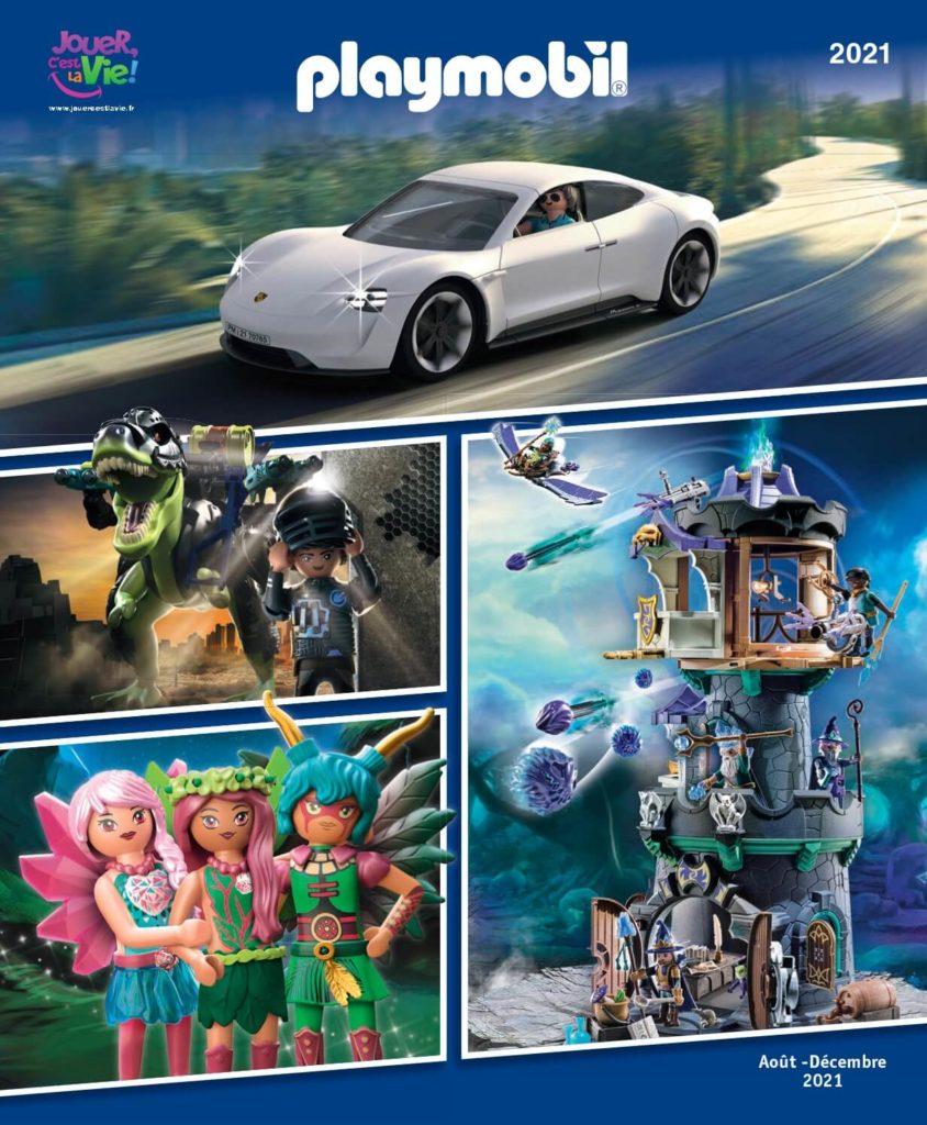 Catalogue Playmobil 3D